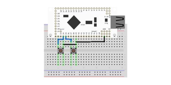 Android + IOIO + Simple Digital Input - MitchTech | MitchTech