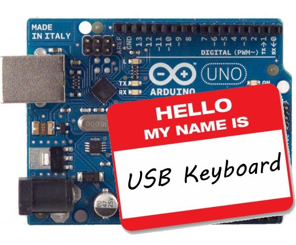 Arduino usb keyboard mitchtech