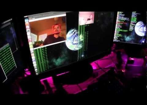 Raspberry Pi OpenCV Pan & Tilt Face Tracker